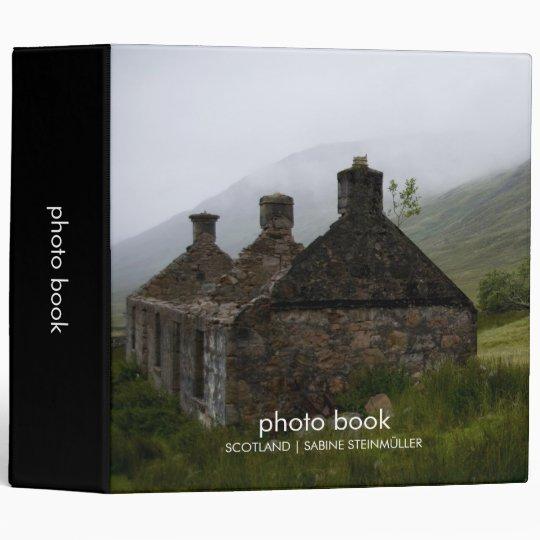 Tigh-Na-Sleubhaich Photo Book Binder