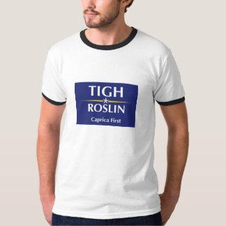 Tigh/Roslin '08 Playera