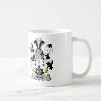 Tighe Family Crest Coffee Mug