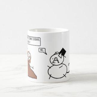 Tight Cat Coffee Mug