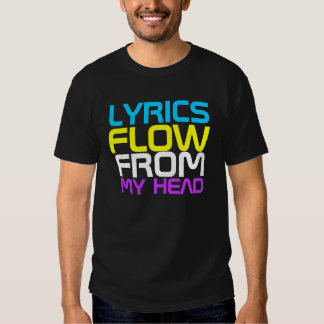 Tight-Knit Couture - Lyrics Freestyle T-shirt