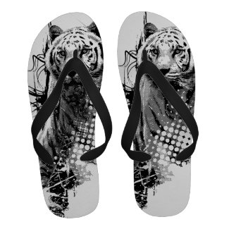Tight Like A Tiger Flip-Flops