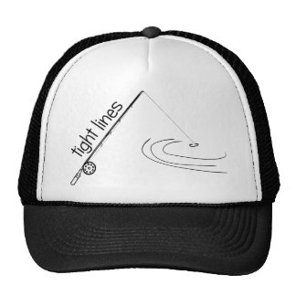 Tight Lines Fly Fishing Hats