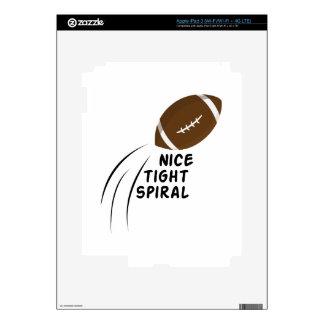 Tight Spiral iPad 3 Skin