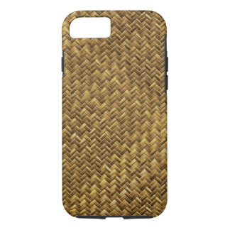 Tight Weave Basket Pattern iPhone 7 Case
