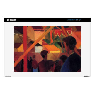 """Tightrope by August Macke Skin For 13"""" Laptop"""