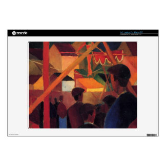 """Tightrope by August Macke Skin For 14"""" Laptop"""
