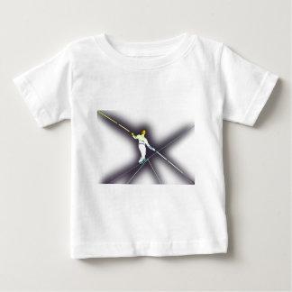 tightrope walking baby T-Shirt