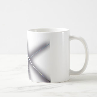 tightrope walking classic white coffee mug