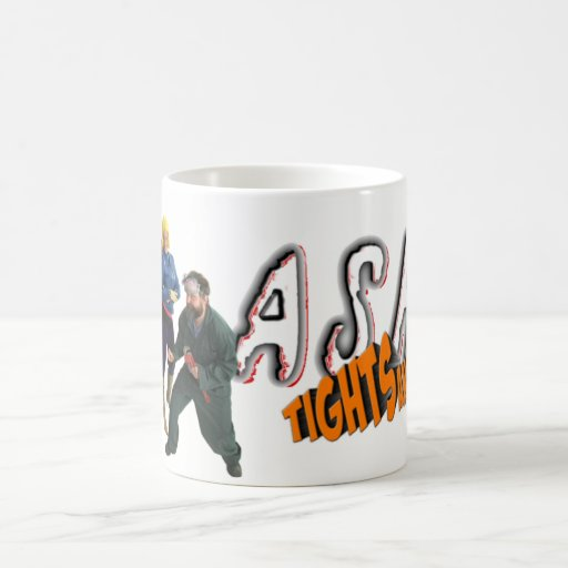 Tights and Fights: Ashes Full Cast Mug! Coffee Mug