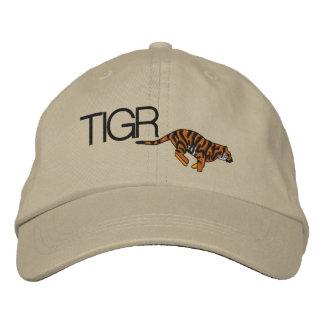 TIGR hat Embroidered Baseball Cap