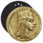 Tigran the Great, Armenian Hero Pin