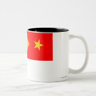 Tigray Flag Two-Tone Coffee Mug