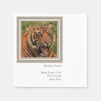 tigre 23 servilleta desechable