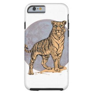Tigre afortunado el | funda de iPhone 6 tough