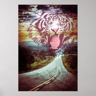Tigre apocalíptico posters