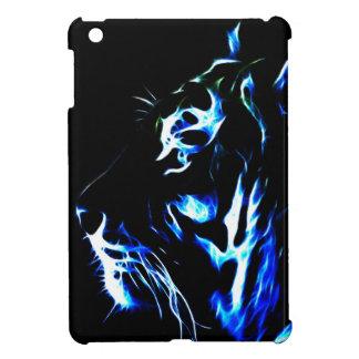 Tigre azul de Fractalius