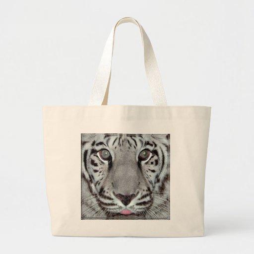 Tigre blanco bolsas