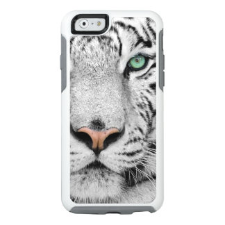 Tigre blanco funda otterbox para iPhone 6/6s