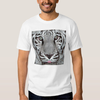Tigre blanco polera