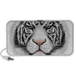 Tigre blanco siberiano mp3 altavoz