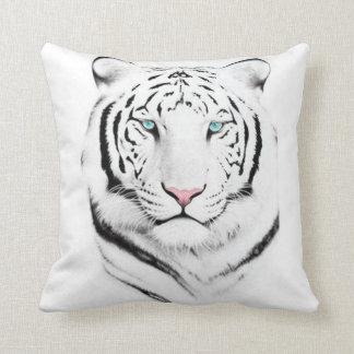 Tigre blanco siberiano cojines