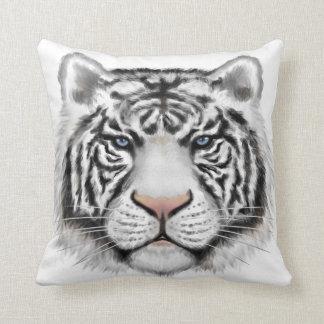 Tigre blanco siberiano cojin