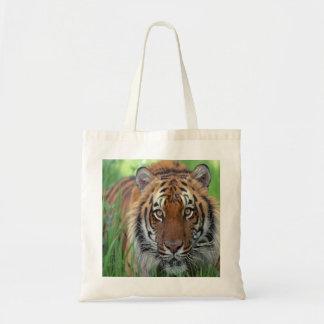 Tigre Bolsa Tela Barata
