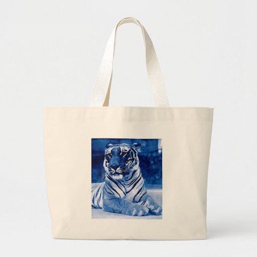 Tigre Bolsa Tela Grande