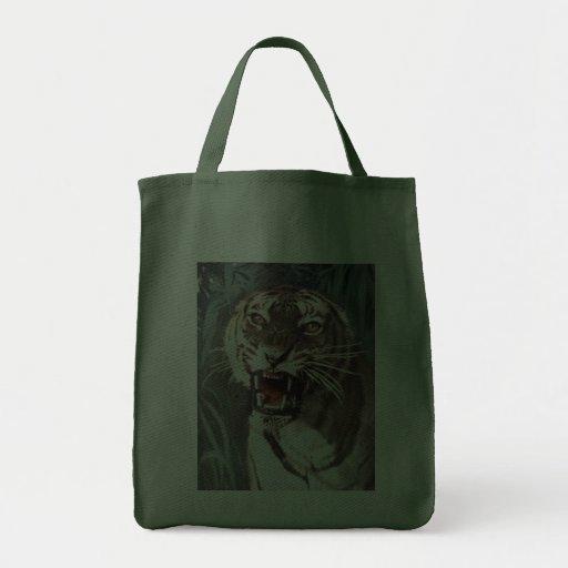 Tigre Bolsa De Mano
