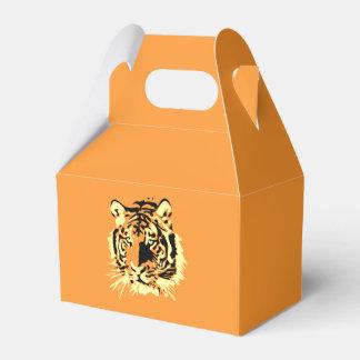 Tigre Caja Para Regalos