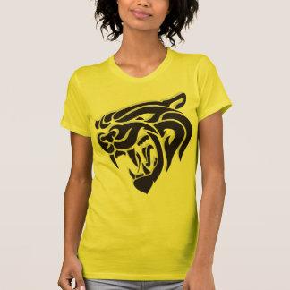Tigre chino camisetas