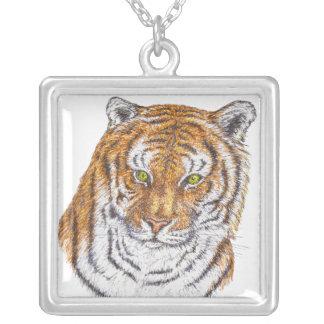 Tigre Colgante Cuadrado