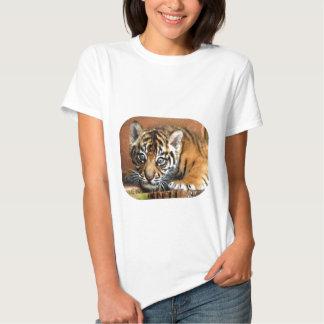Tigre Cub de Sumatran Playeras