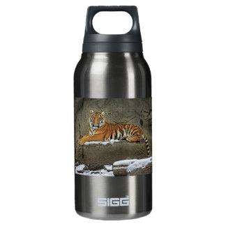 Tigre Cub escultural Botella Isotérmica De Agua