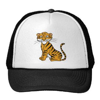 Tigre Cub feliz Gorros