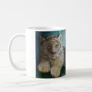 Tigre Cub Taza De Café