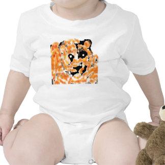 Tigre de bebé de Bengala Traje De Bebé