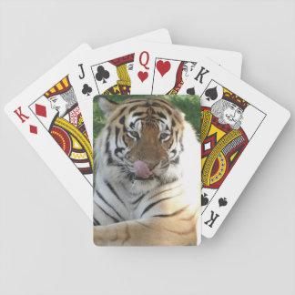 Tigre de Bengala Naipes