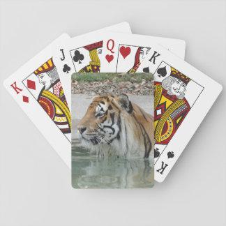 Tigre de Bengala Baraja De Cartas