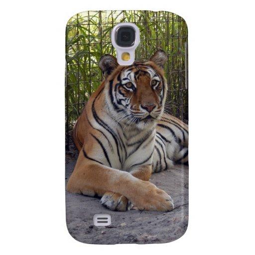 Tigre de Bengala i Funda Para Galaxy S4