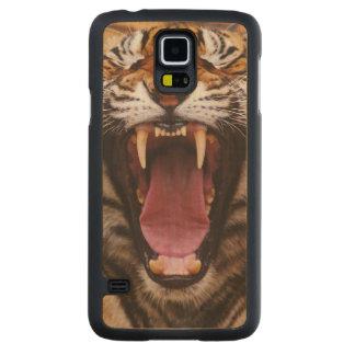 Tigre de Bengala, Panthera el Tigris 2 Funda De Galaxy S5 Slim Arce