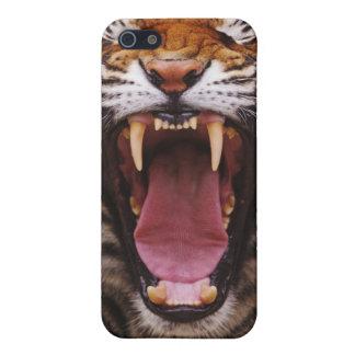 Tigre de Bengala, Panthera el Tigris 2 iPhone 5 Carcasa