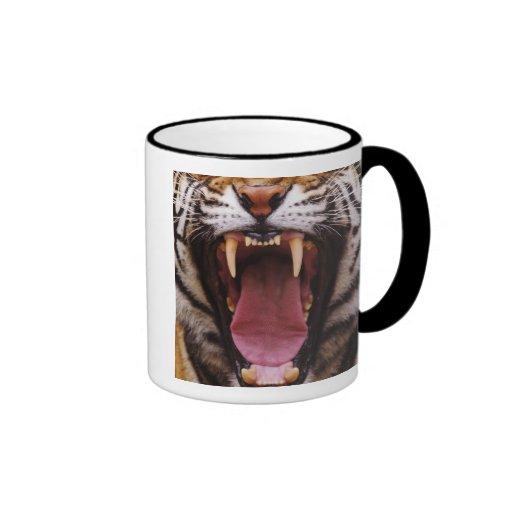 Tigre de Bengala, Panthera el Tigris 2 Taza