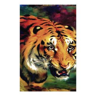 Tigre de Bengala Papeleria