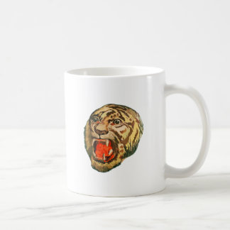 Tigre de Bengala retro Taza