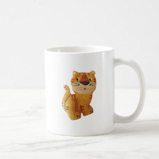 Tigre de Tara Taza De Café