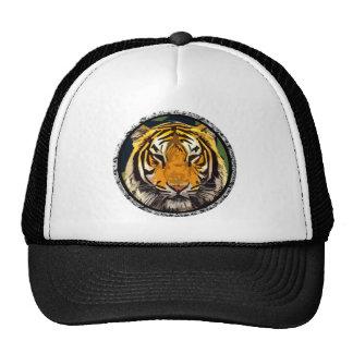 Tigre del círculo gorra