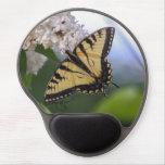 Tigre del este Swallowtail Alfombrillas De Ratón Con Gel