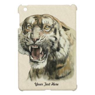 Tigre del gruñido